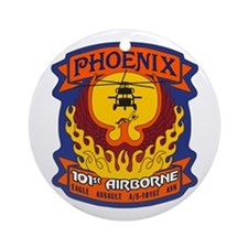 Team Phoenix Ornament (Round)