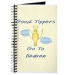 Good Tipper Angel Journal