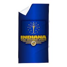Indiana (v15) Beach Towel