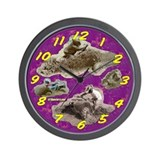 Mud Fun Clock