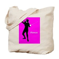 Cute Sillouette Tote Bag