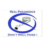 Real Paramedics Postcards (Package of 8)