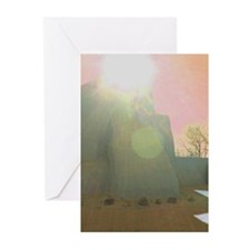 Unique Adobe Greeting Cards (Pk of 10)