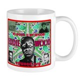 Psychadelic Ed Wood is my Savior Coffee Small Mug