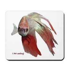 Bettas Mousepad