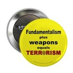 Fundamental Terror Button (100 pk)