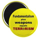 Fundamental Terror Magnet (100 pk)
