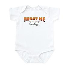 Trust Logger Infant Bodysuit