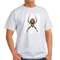 Spider Ash Grey T-Shirt