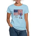 Press 1 for English? Women's Light T-Shirt