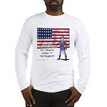 Press 1 for English? Long Sleeve T-Shirt