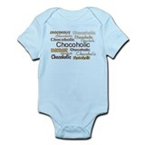 Chocoholic Infant Bodysuit