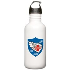 45th Medical Dustoff P Water Bottle