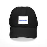 Needleworker Black Cap