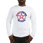 Hate Not Long Sleeve T-Shirt