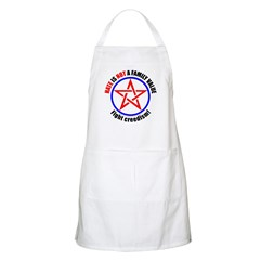 Hate Not BBQ Apron