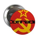 Comrade Hammer and Sickle Pin
