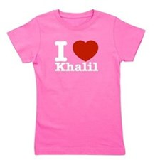 Cute Valentin Girl's Tee