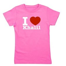 Cute Khalil Girl's Tee