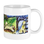 Wheaten four seasons Mug