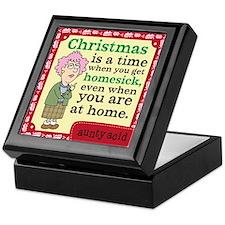 Aunty Acid: Homesick Keepsake Box