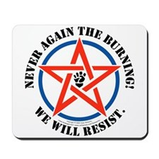 Resist! Mousepad