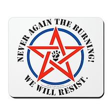 Resist! Mousepad