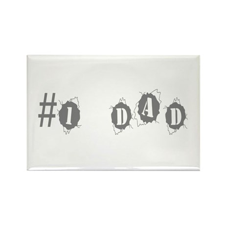 Dad Rectangle Magnet (100 pack)