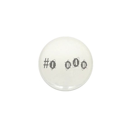 Dad Mini Button (10 pack)