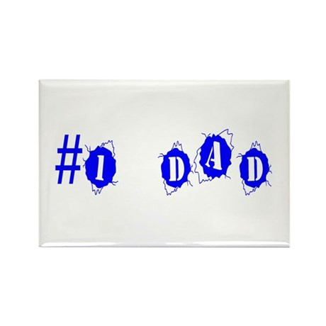 Dad Rectangle Magnet (10 pack)