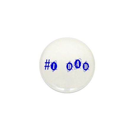 Dad Mini Button (100 pack)