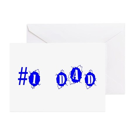 Dad Greeting Cards (Pk of 10)