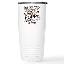 Cute Poppy Thermos Mug