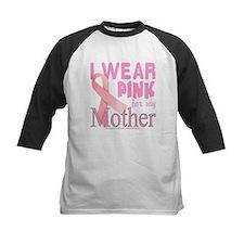 Breast cancer awareness mother Baseball Jersey