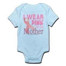 Breast cancer awareness mother Body Suit
