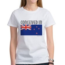Conceived in New Zealand - Tee