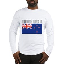 Manufactured in New Zealand - Long Sleeve T-Shirt