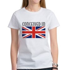 Conceived in UK - Tee