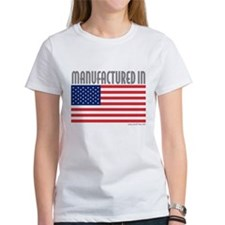 Manufactured in USA - Tee