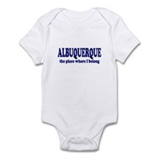 Albuquerque Infant Bodysuit