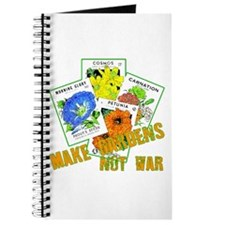 Gardens, Not War Journal