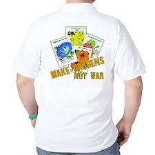 Anti-War Gardening T-Shirt