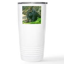 Cute Gorilla Travel Mug