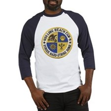 USS LONG BEACH Baseball Jersey