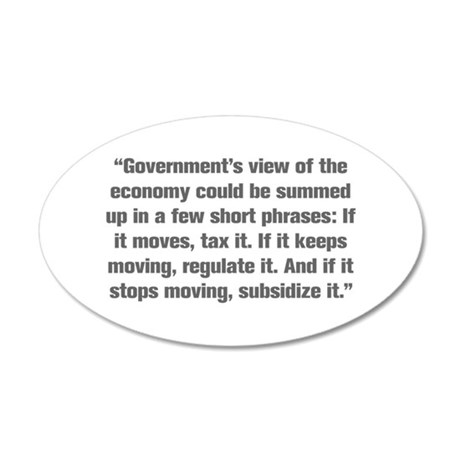 Government s view of the economy could be summed u