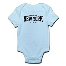 Made In New York Infant Bodysuit