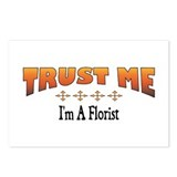 Trust Florist Postcards (Package of 8)
