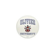 OLIVIER University Mini Button (10 pack)