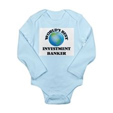 World's Best Investment Banker Body Suit
