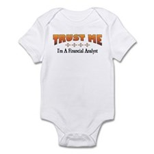 Trust Financial Analyst Infant Bodysuit